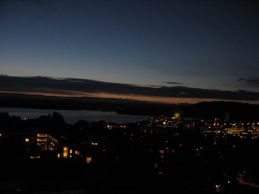 Stavanger, Lundi 12 Octobre 2009