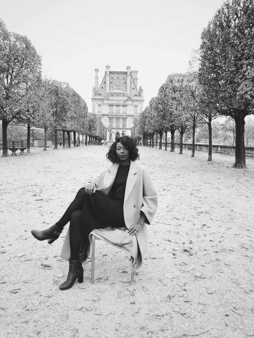 Paris, November 2017 - Me by La fille du 12eme
